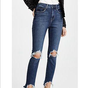 L'AGENCE High Waist Jean